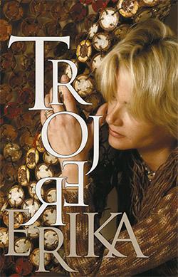 grafica copertina rivista arte
