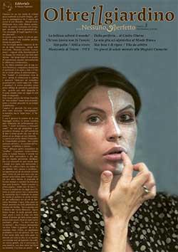 grafica copertina rivista arteterapia